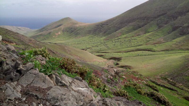 Wandern auf Lanzarote Femes