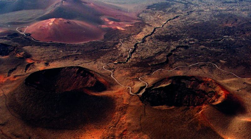 Teil der Grand Tour Lanzarote: der Nationalpark Timanfaya