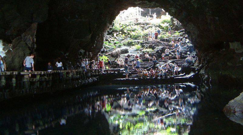 Höhepunkte Lanzarote: die Jameos del Agua Höhle