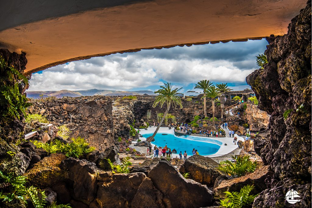 Jameos del Agua TOP 2 Sehenswürdigkeiten auf Lanzarote