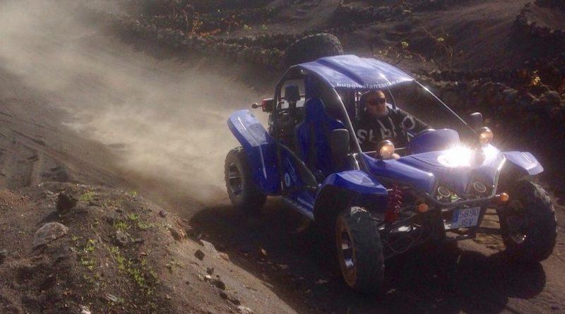 Lanzarote Buggy Ausflug