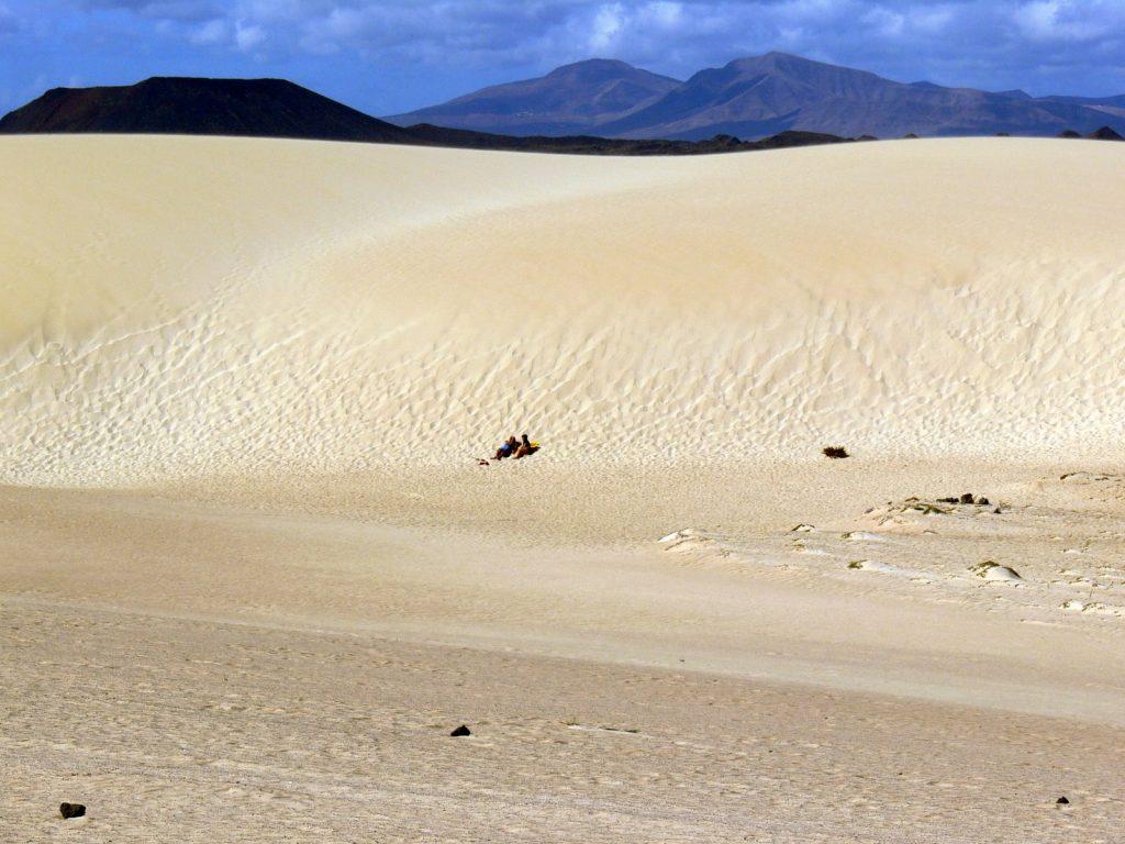 Fuerteventura Inseltour mit Sanddünen
