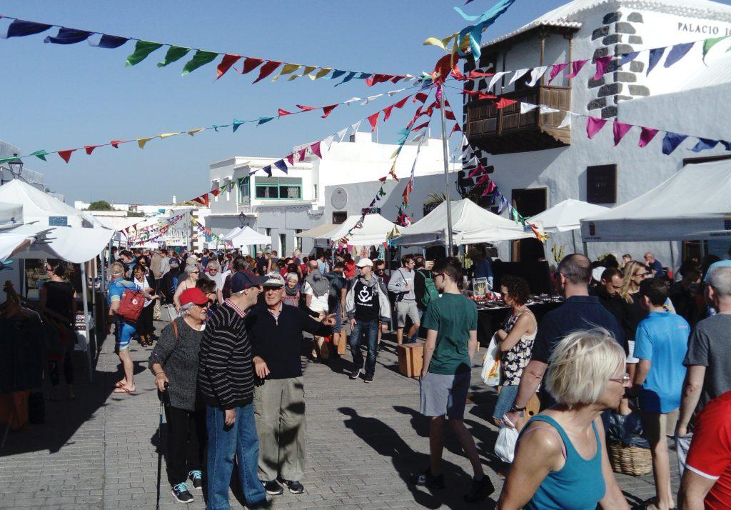 Ausflüge von Costa Teguise: markt
