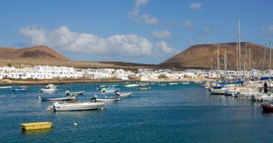 von Lanzarote nach La Graciosa