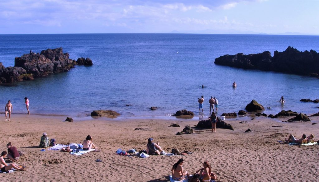 Playa Chica Tauchen