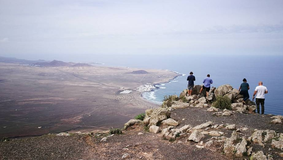 Lanzarote bei einem Privat Ausflug kennenlernen