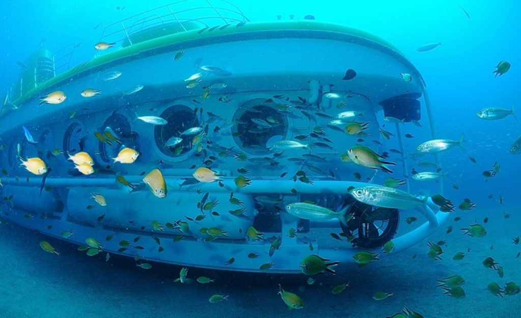 Submarine Safaris Lanzarote Angebot