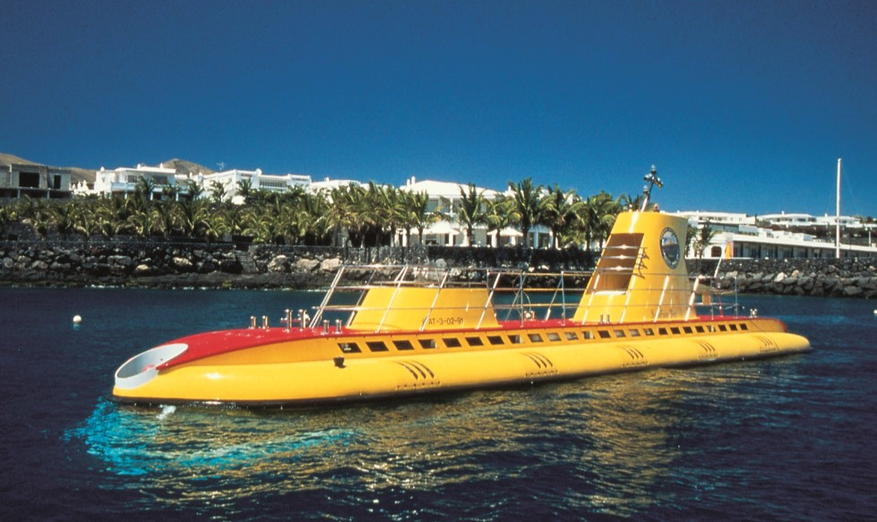 Submarine Safaris Lanzarote