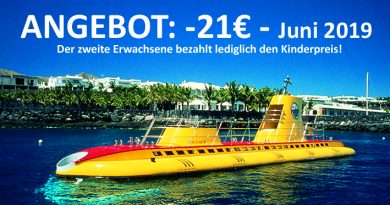 Submarine Safaris Angebot