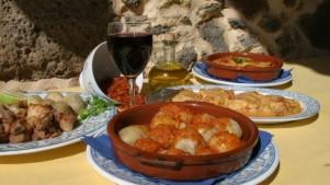 kanarische Küche in Corralejo