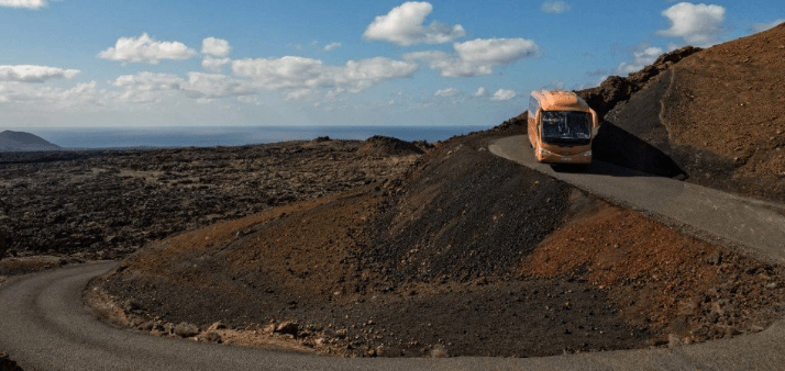 die besten Busausflüge auf Lanzarote