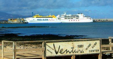 Fuerteventura Fähre