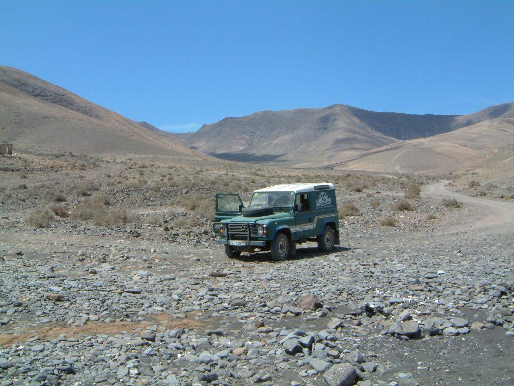 Private Ausflüge auf Lanzarote im Jeep