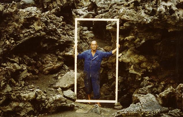 César Manrique der Künstler von Lanzarote