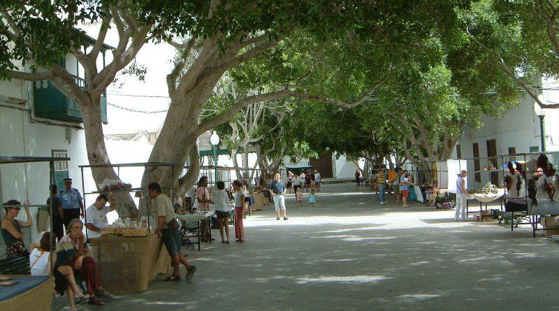 Märkte Lanzarote