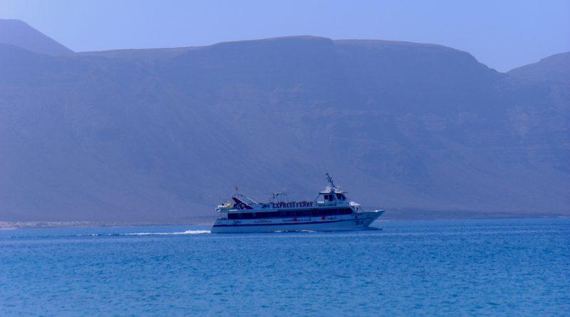 Lanzarote nach La Graciosa