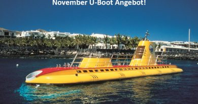 November U-Boot Angebot