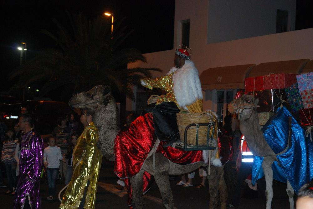 Die Heiligen 3 Könige in Tías