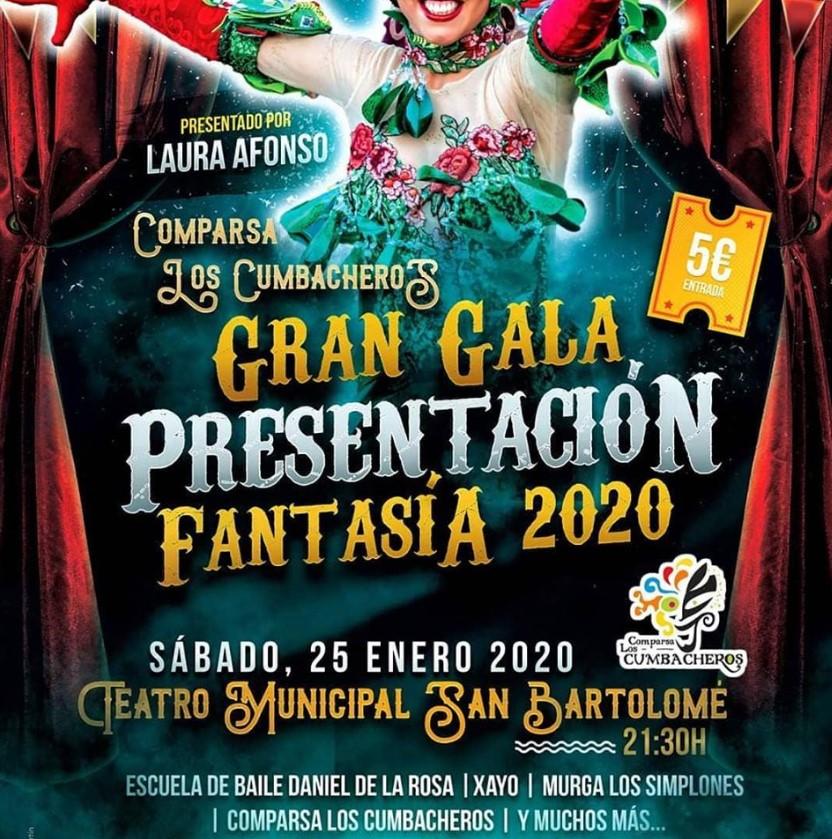 Karneval Lanzarote 2020