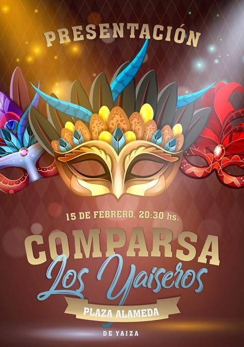 Programm Karneval Yaiza