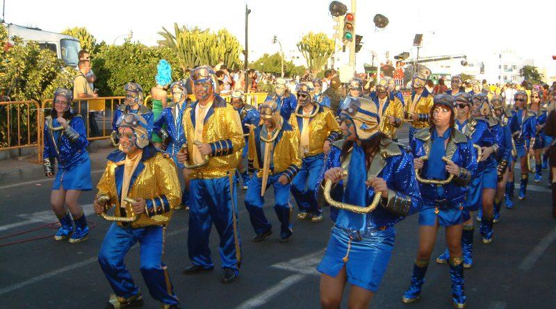 Karneval auf Lanzarote 2020