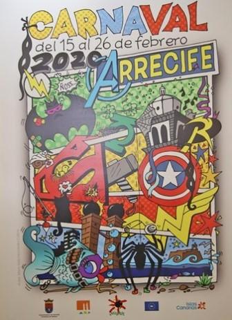 Der Karneval auf Lanzarote 2020 startet in Arrecife
