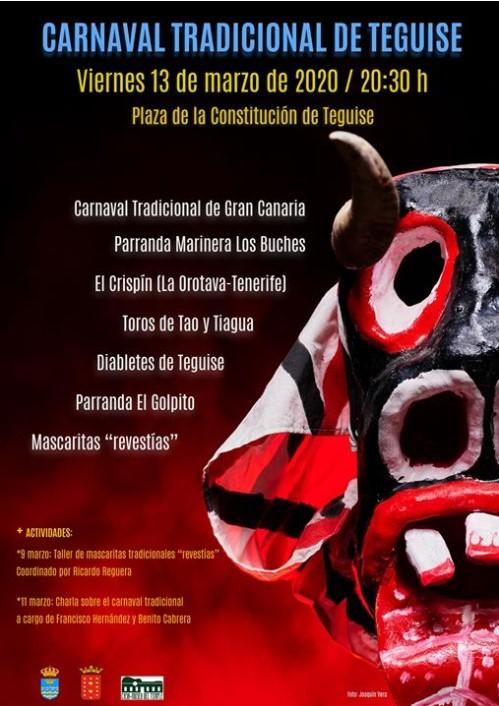 Karneval traditionell Lanzarote