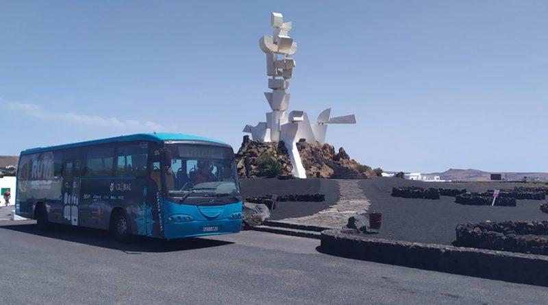 Gruppen Ausflug Lanzarote