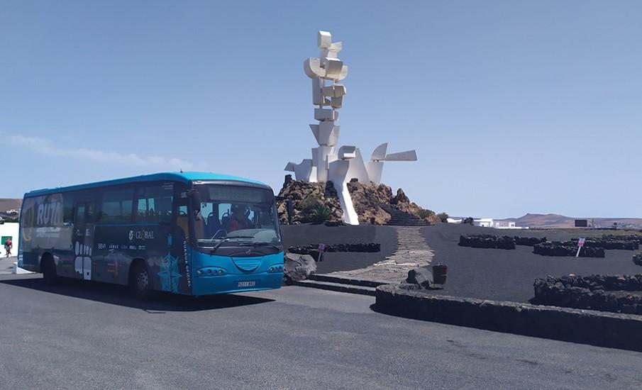 Lanzarote Ausflüge nach Tagen - Monumento