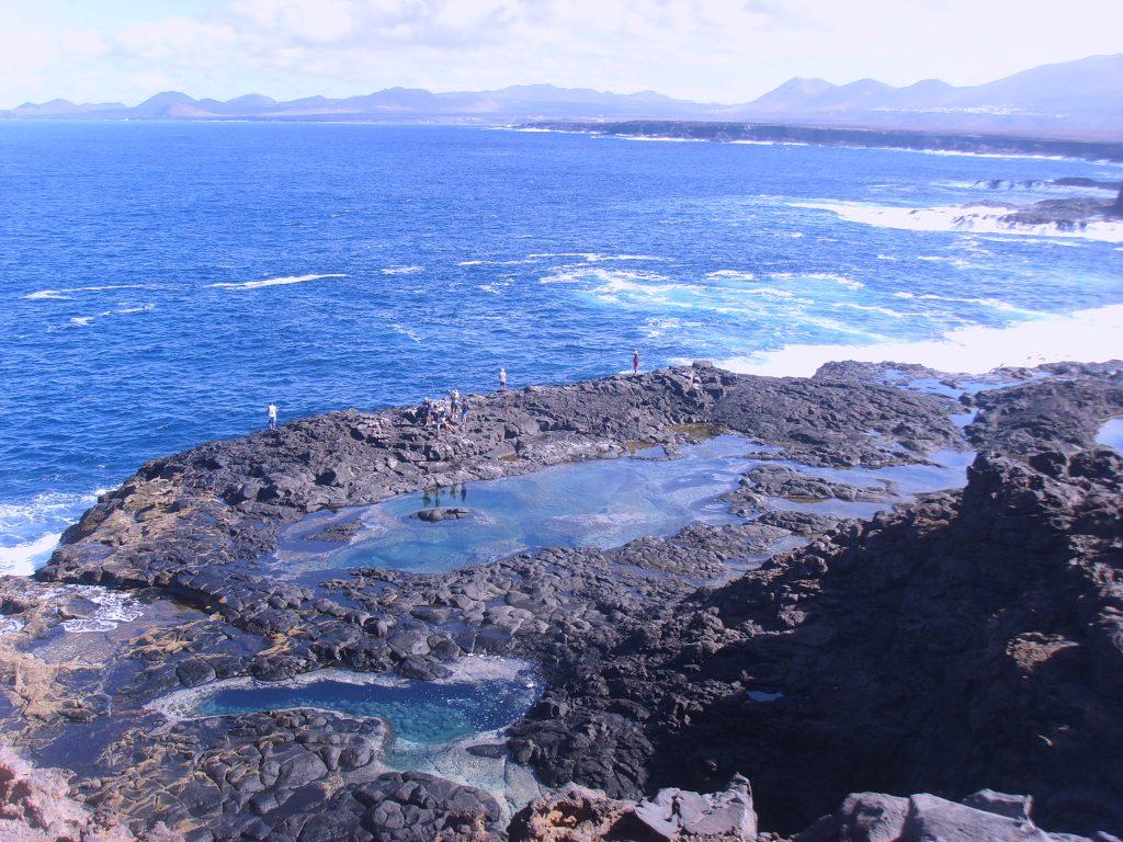 Playa Blanca Ausflug zu Fuß