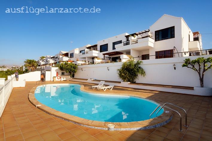 Lanzarote nach Corona in einer Ferienwohnung