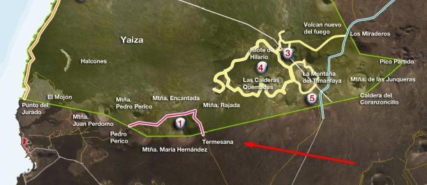 Geheimtipps Lanzarote: Termesana Tour