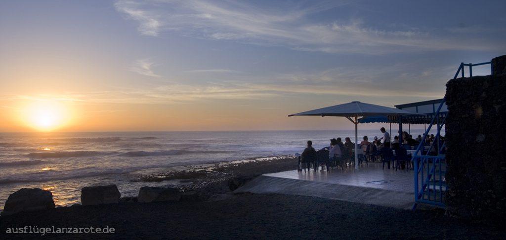 Lanzarote nach Corona: El Golfo