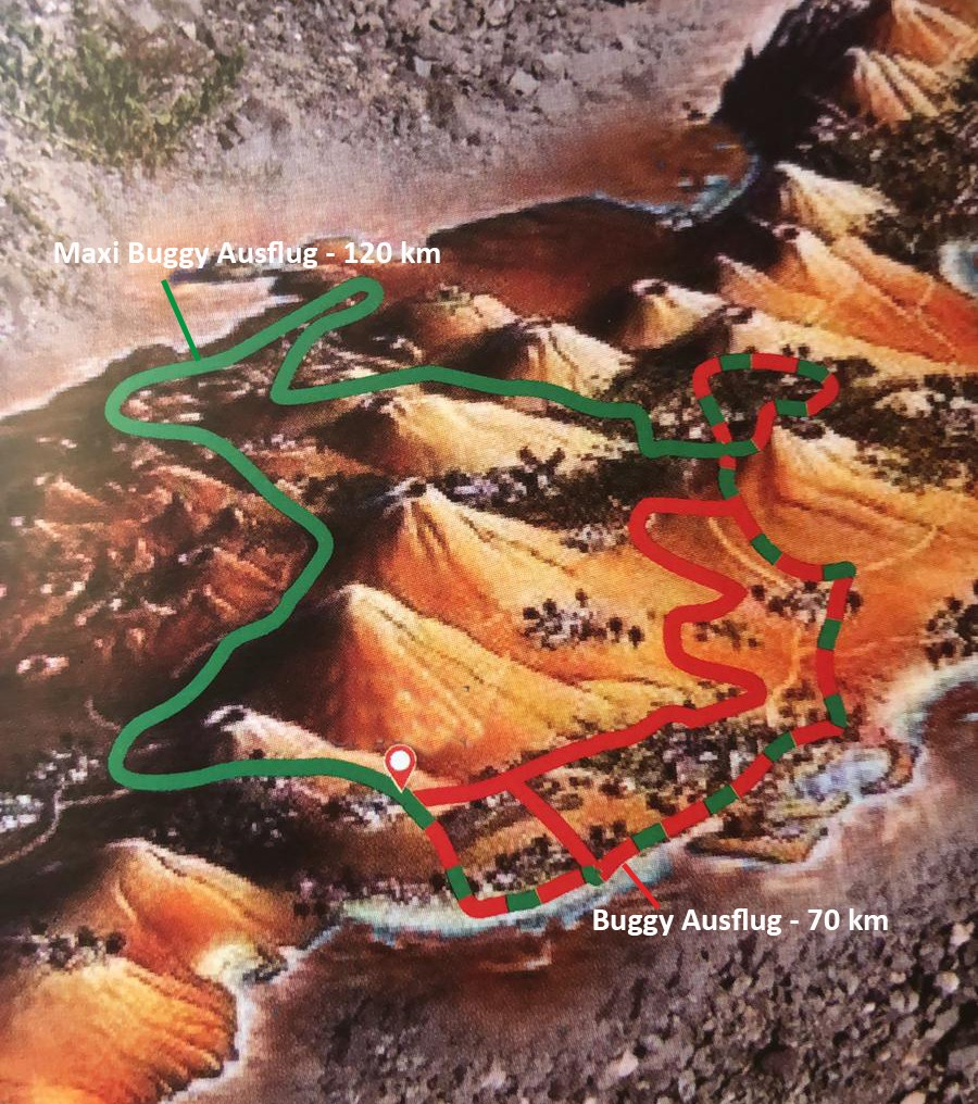 Buggy Lanzarote Tourplan
