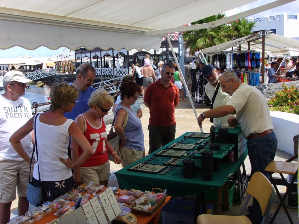 Märkte auf Lanzarote Playa Blanca
