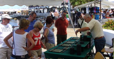Markt Playa Blanca