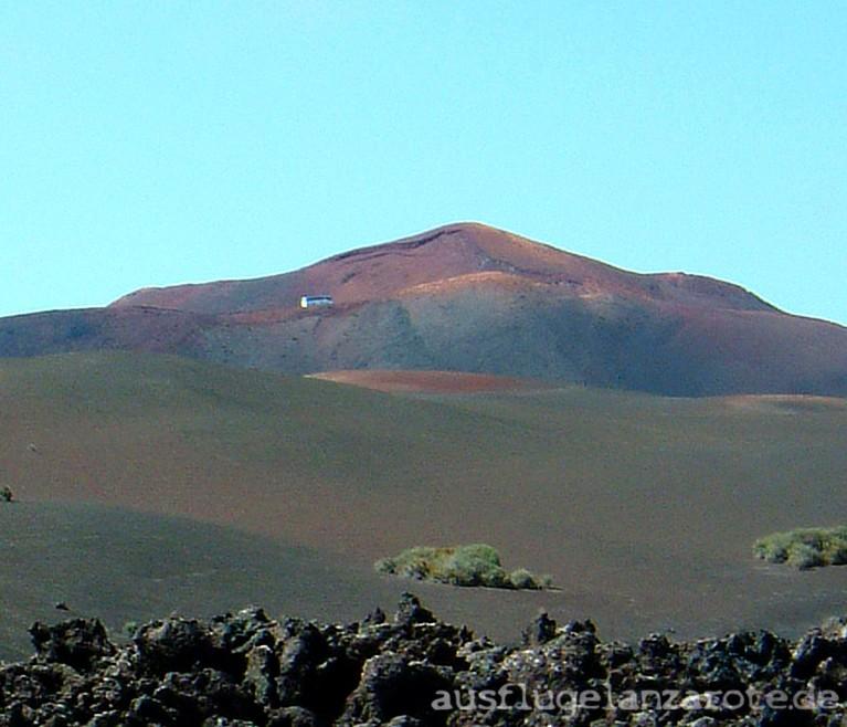 Höhepunkte Lanzarote - Timanfaya