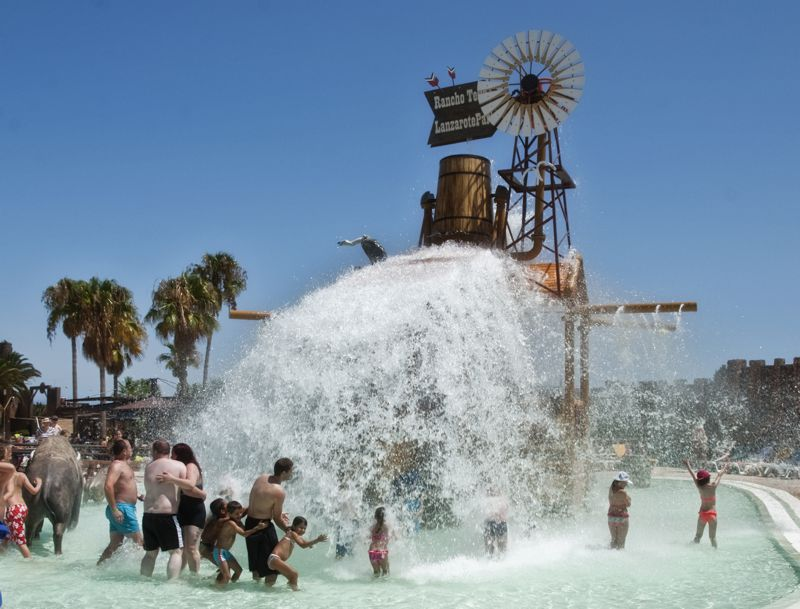 Rancho Texas Splash Zone