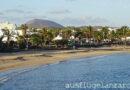 Strände in Costa Teguise