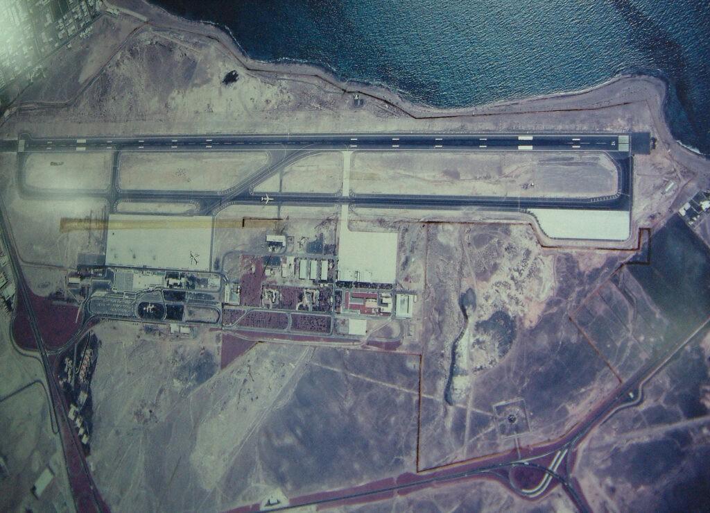 Flughafen César Manrique auf Lanzarote