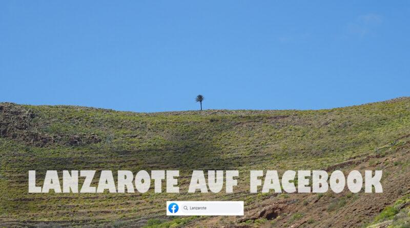 Lanzarote auf facebook