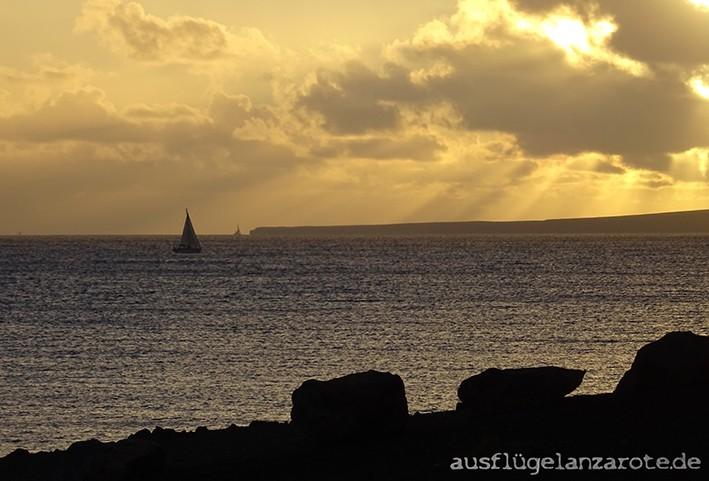 Sunset Cruise mit Abendstimmung