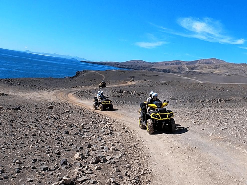 Quad Offroad Lanzarote