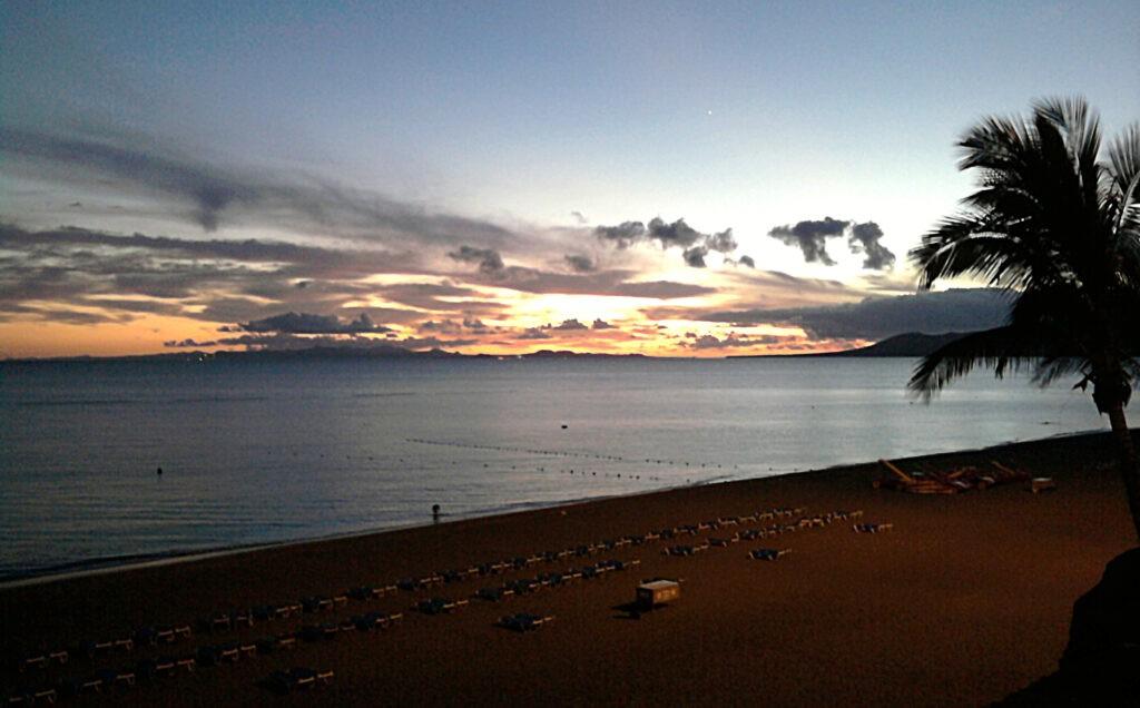 Lanzarote Sunset Cruise mit Sonnenuntergang